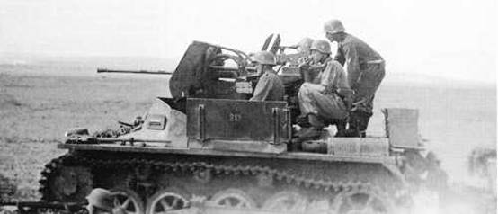Flakpanzer I by Maza Takahashi (Dragon 1/35)